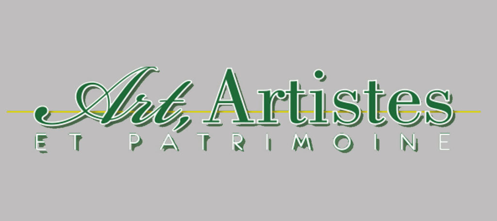 Art, Artiste et Patrimoine – Octobre 2018